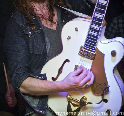 matt mays at hunter's ale house