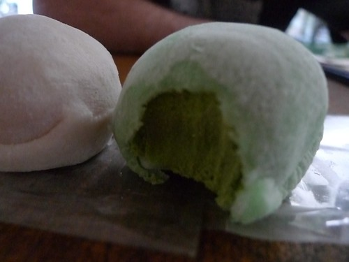 Ice cream mochi from Mochiko