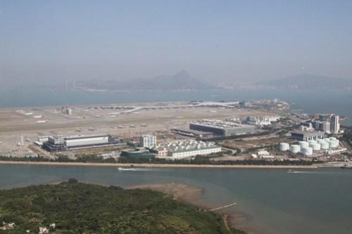 Overview of Hong Kong International Airport