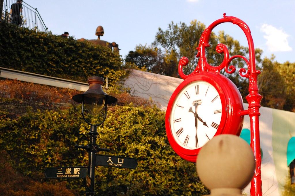 magnetic-rose.net Tokyo Ghibli Mitaka Museum