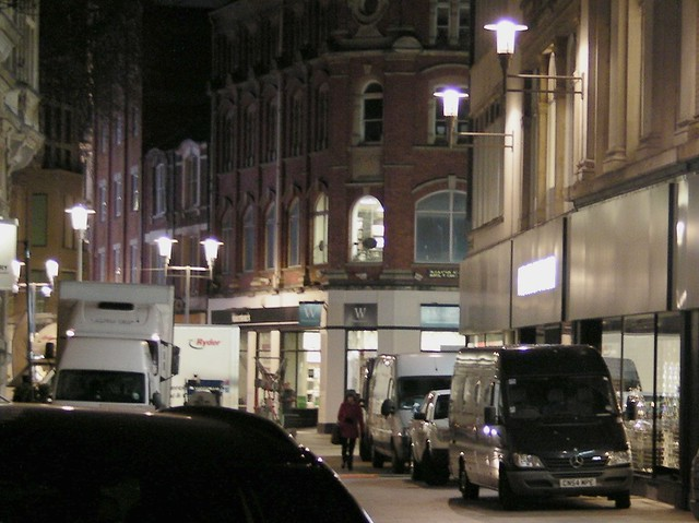 Dr Who Filming in Cardiff 2011