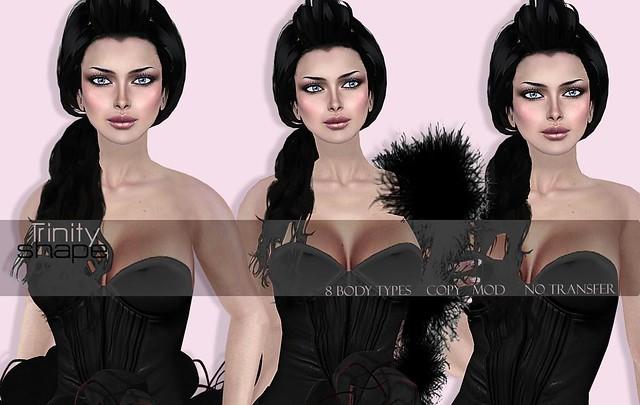 Trinity vampire shape