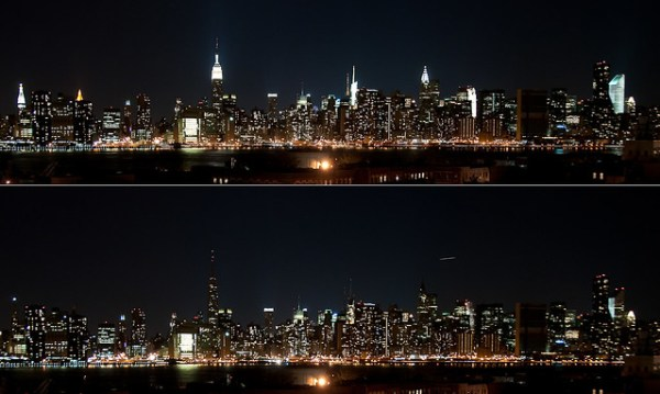 85/365 - Earth Hour NYC 2011.