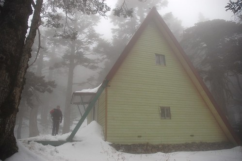The Holy Ridge - Sumida Cabin
