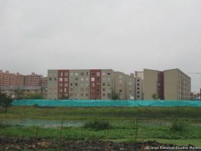 Urbanizaciones, Humedal El Burro