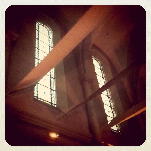 Chapelle du Conservatoire inside