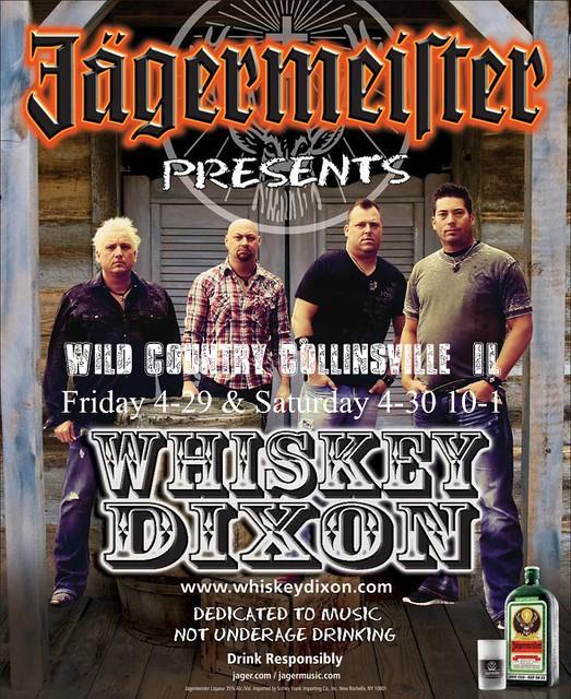 Whiskey Dixon Jaeger 4-29 & 4-30