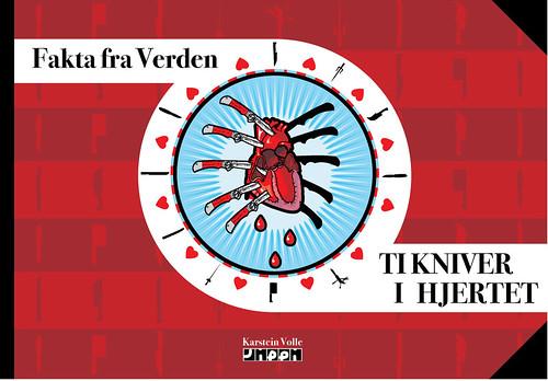Ti kniver i hjertet cover by Karstein Volle