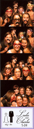 Photobooth at Leslie's Wedding