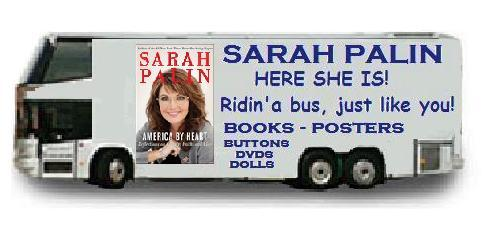 Rolling Plunder: Palin in DC