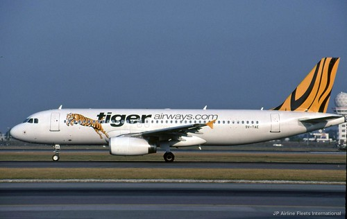 Tiger Airways: Aerolinea de Bajo Coste de Singapur
