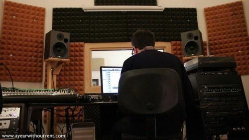 audio mixing