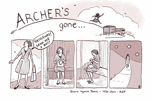 Archer's Gone