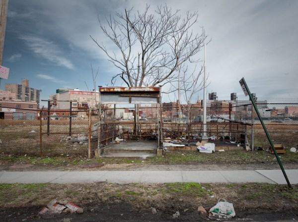 Discarded Subway Stop: Williamsburg Brooklyn