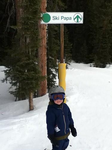 ski papa