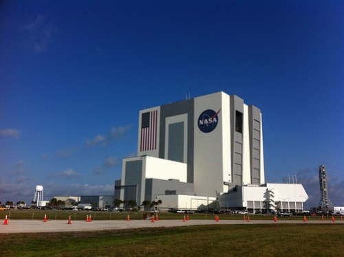 VAB at KSC