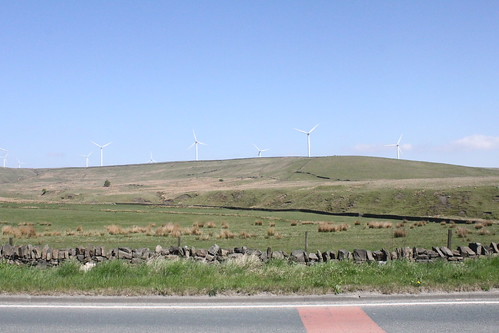 The Windmills of Ashworth Moor