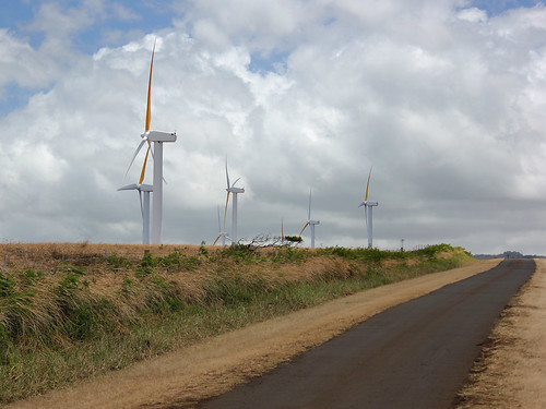 Upolu Point Windmills