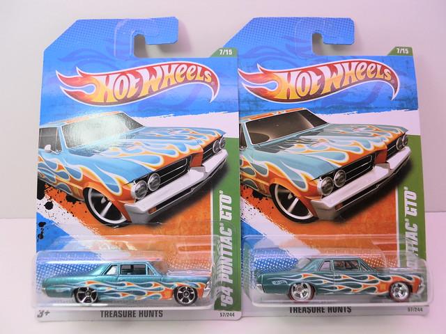 hot wheels treasure hunt '54 pontiac gto super regular (1)