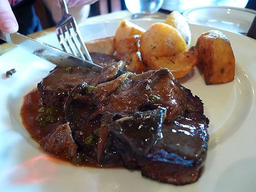 Kobe Meatloaf at Firenze Osteria