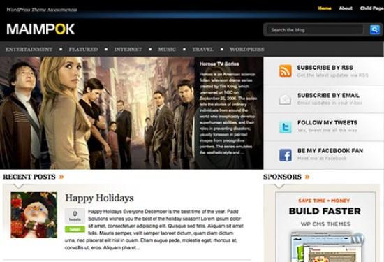 5596878244 c258e2c983 20 Tema Premium Gratis WordPress