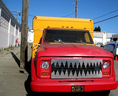 monster truck by dyannaanfang