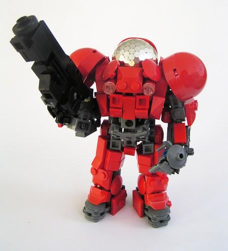 Starcraft II Space Marine