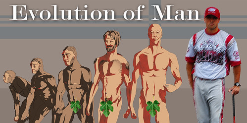 evolution of man copy