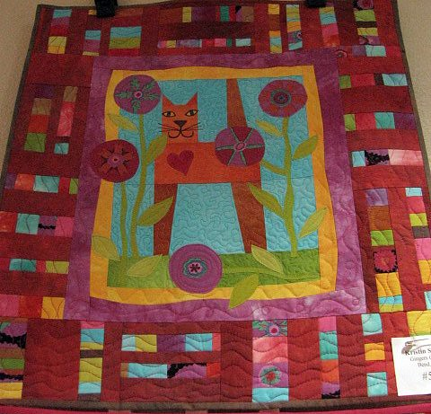1st Annual Small Wonders Quilt Challenge #5