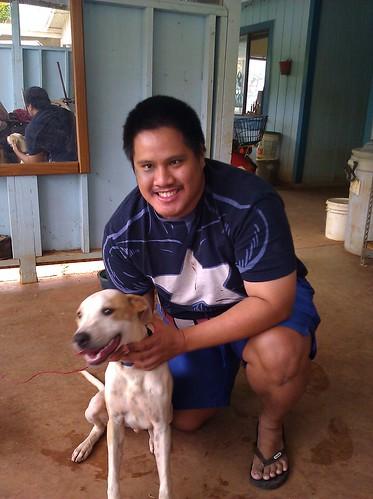 Me and Pomai