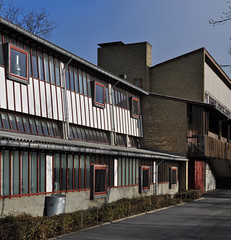 hans chr. hansen, architect: hanssted skole / ...
