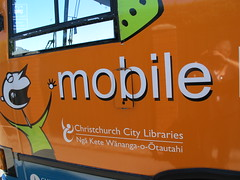 Shout out for Mobile Library