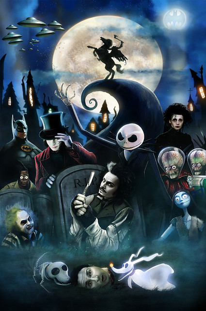 timburtonhalloweenparty