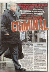 Lawyer pocketed 600K Legal Aid in Two Years Sunday Mail March 27 2011