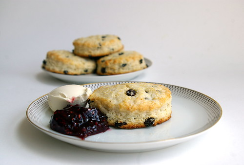 """Welsh Cake"" Scones"