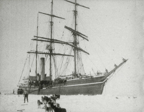 Steam Yacht 'Terra Nova' by The National Archives UK