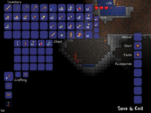 Terraria - Treasure Chest