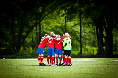 youth sports action photography