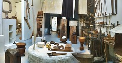 Constantin Brancusi's Workshop