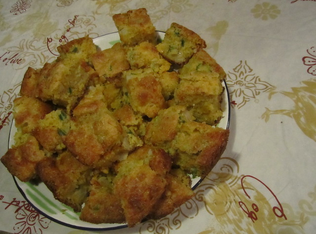 Sabra's Corn Bread