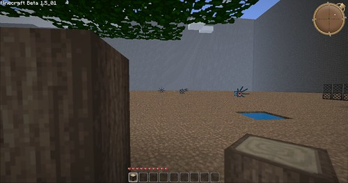 Minecraft Bugged Squids