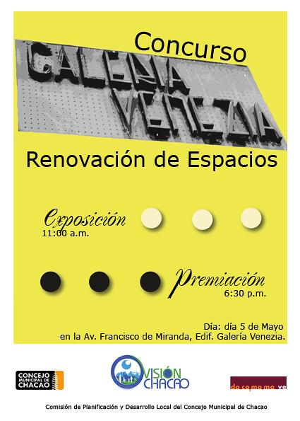 Expo y Premiación Concurso Galería Venezia