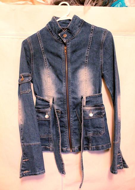 gasp jacket edit