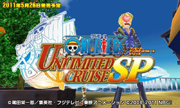 One Piece Unlimited Cruise SP 3D