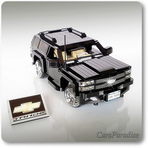 Chevrolet Tahoe 2 door