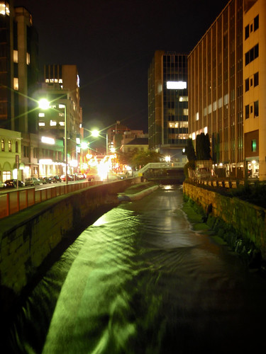 Hobart Rivulet by BaboMike