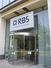 RBS - St Philips Place, Birmingham - glass sli...