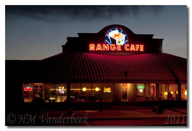 The Range Cafe