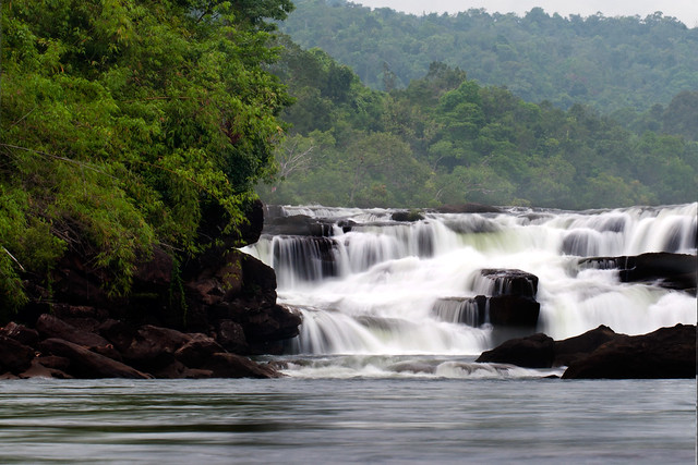 Tatai Waterfall, Koh Kong
