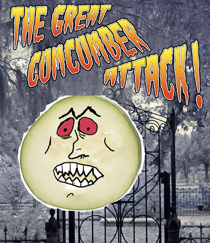 l'attaque des concombres tueurs